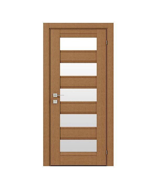 """Дверное полотно """"Rafa"""" со стеклом"""