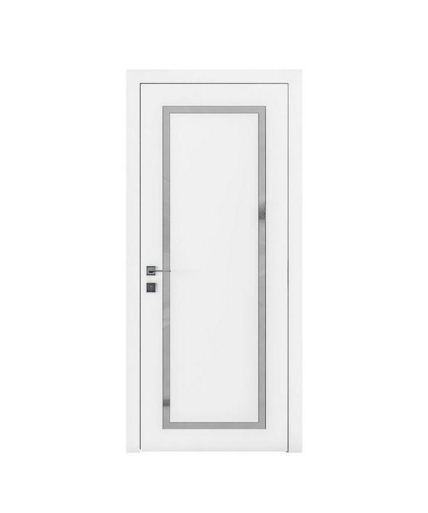 """Дверное полотно """"Porto 2"""" белый мат"""