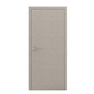 """Дверное полотно """"Surf"""" шпоне дуб в одном из цветов RAL 22 фрезеровки шпон"""