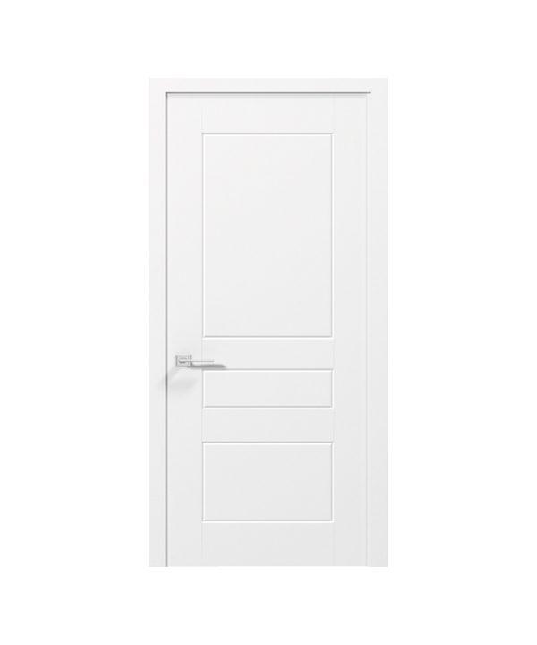 """Дверное полотно """"Salsa"""" белый мат"""