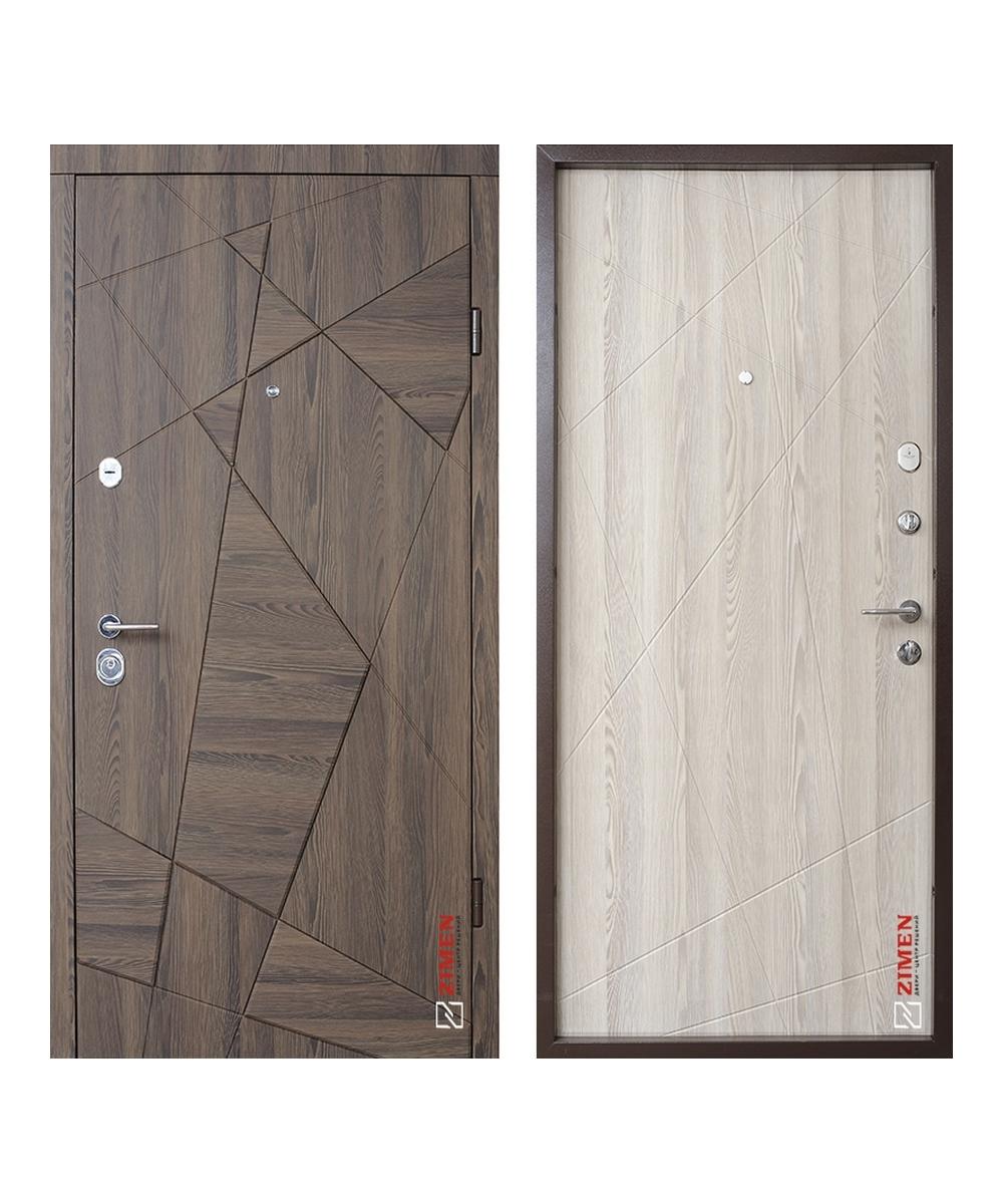 Входная дверь Zimen Модель Aztec
