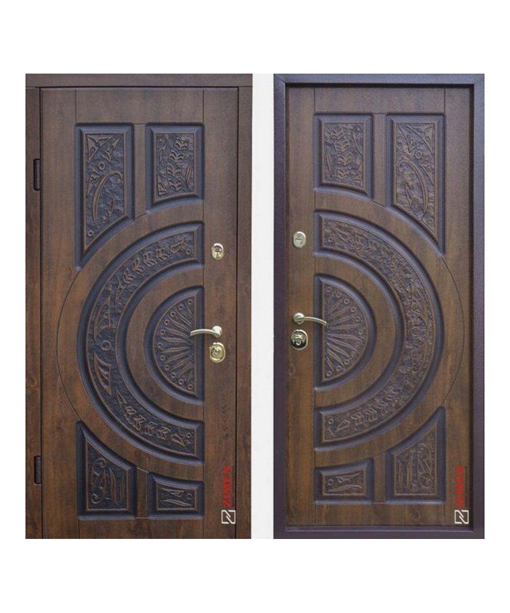 Входная дверь Zimen Модель Genesis 3D