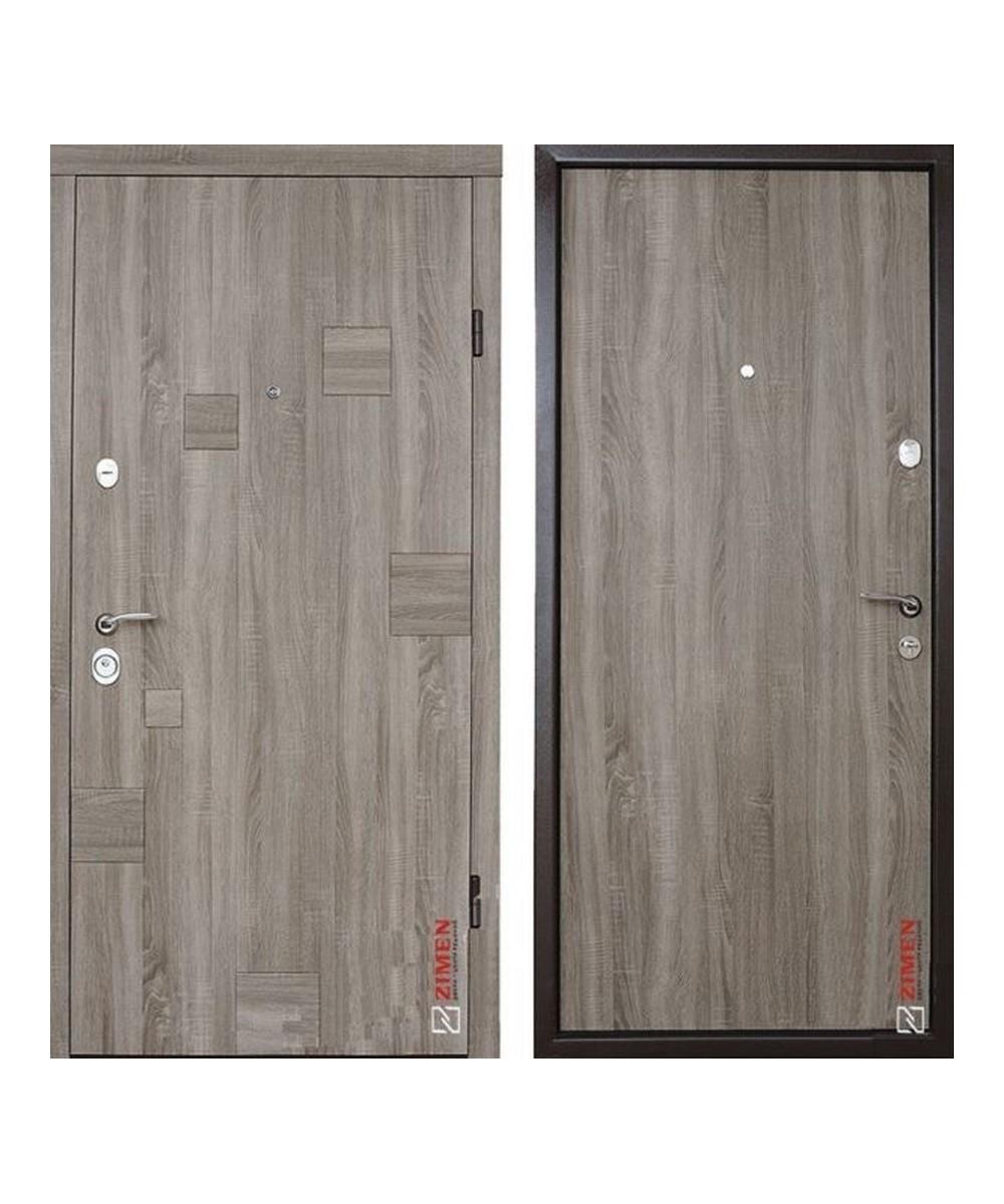 Входная дверь Zimen Модель Inkanta