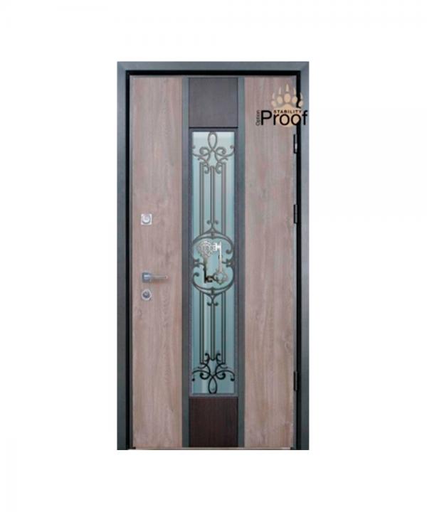 Входные двери Страж Модель Llaves