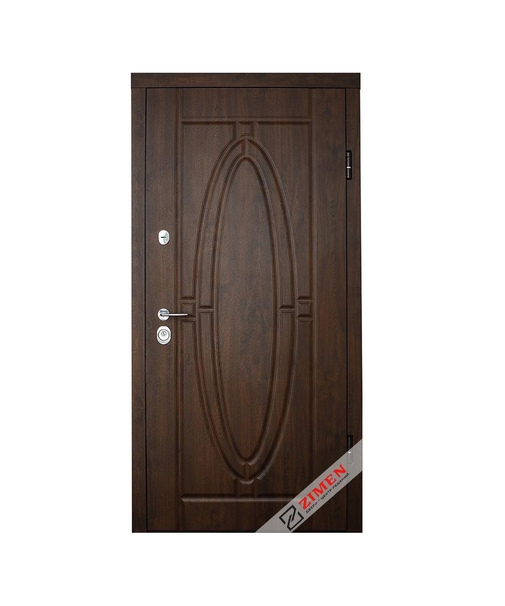 Входная дверь Zimen Модель Monarch