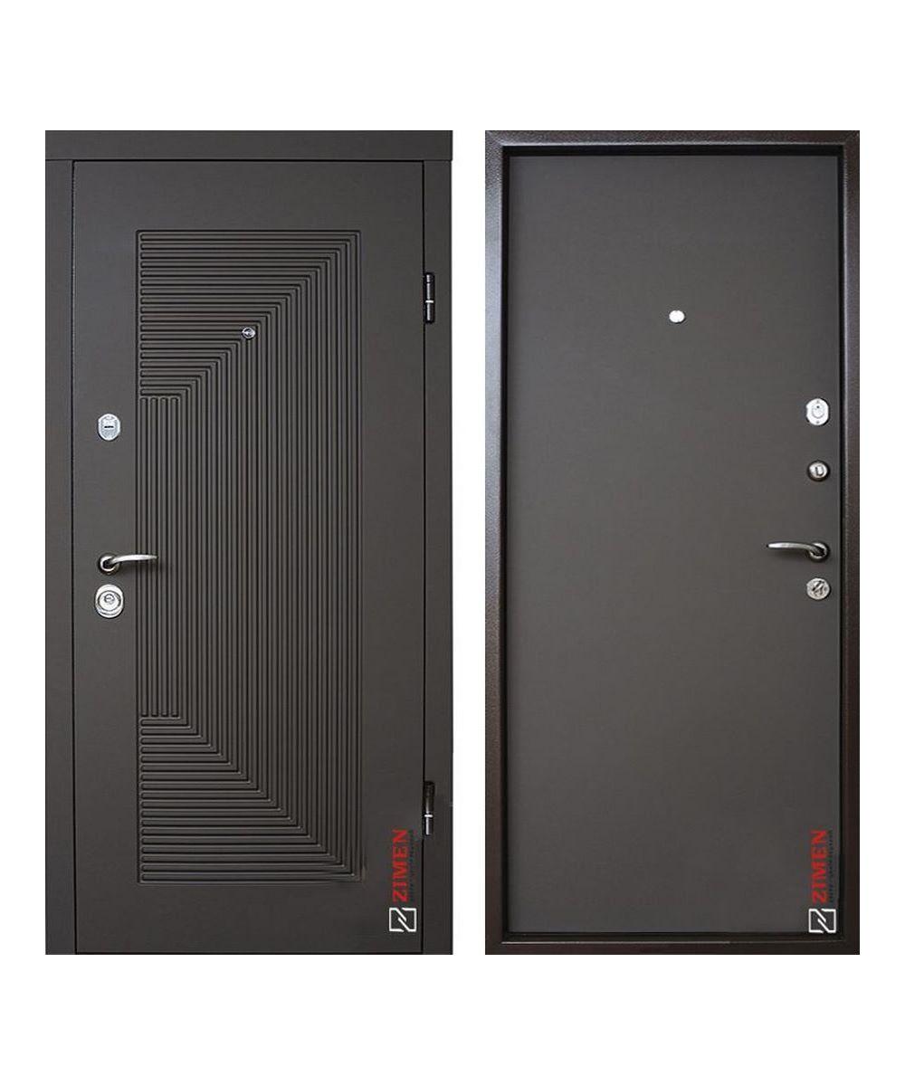 Входная дверь Zimen Модель Noise