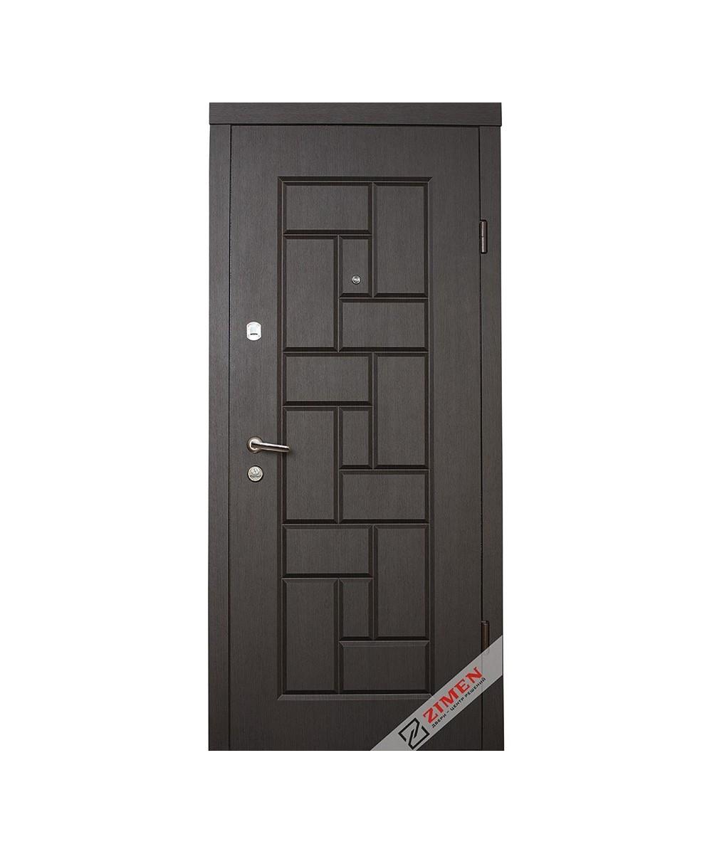 Входная дверь Zimen Модель Oldi