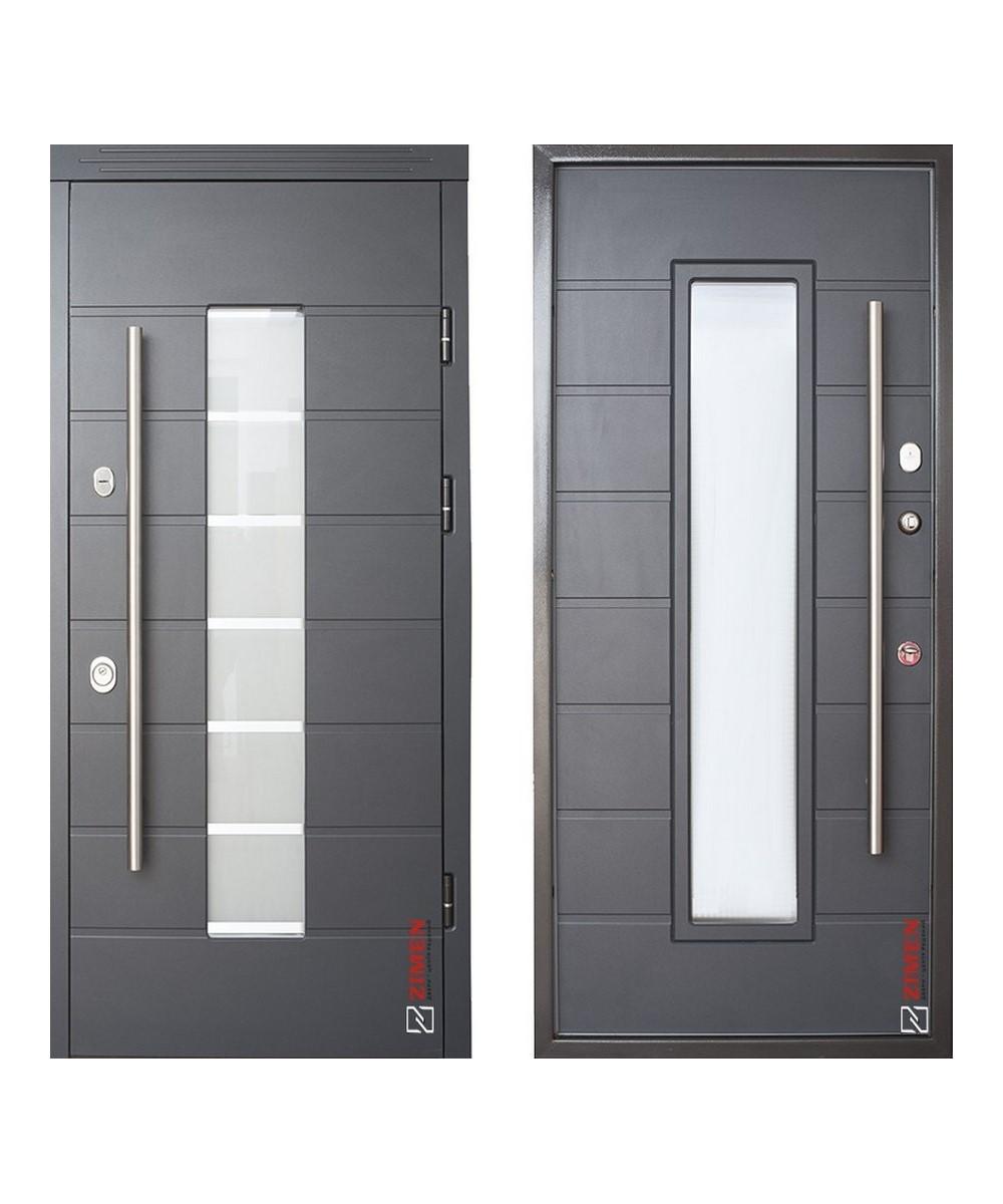 Входная дверь Zimen Модель Ortis