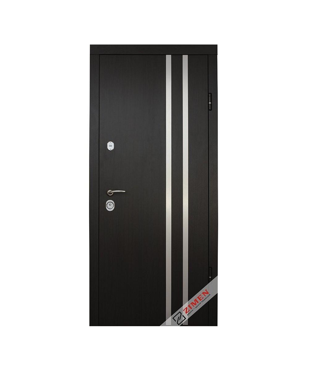 Входная дверь Zimen Модель Parallel