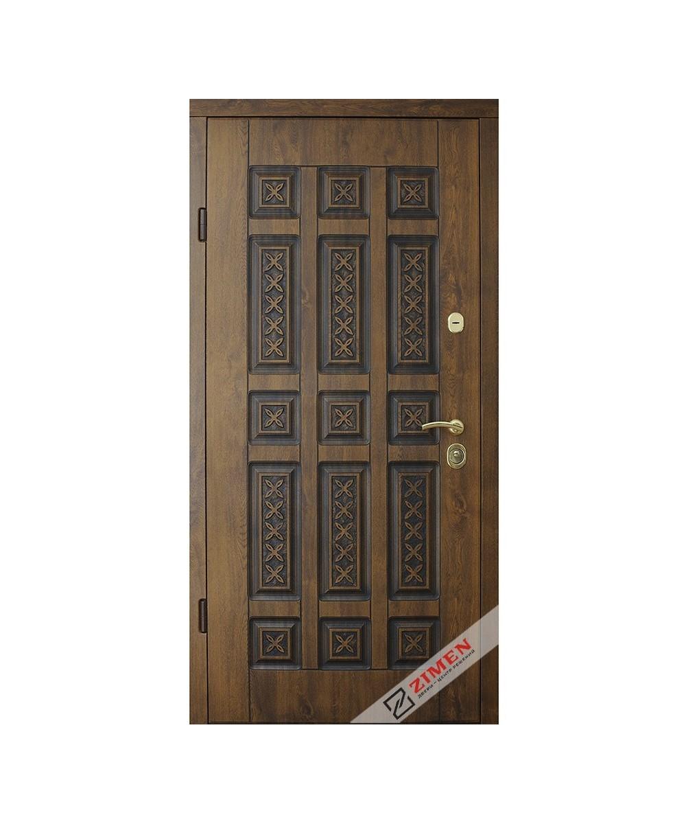Входная дверь Zimen Модель Quadro