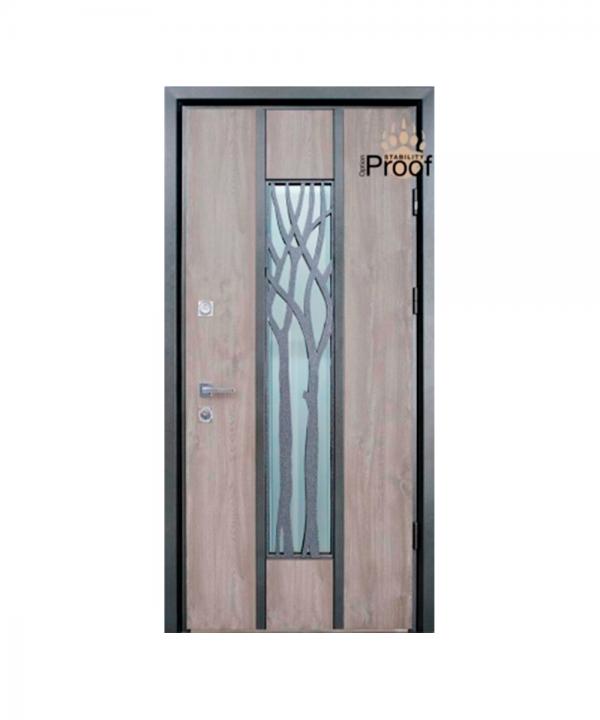 Входные двери Страж Модель Roble