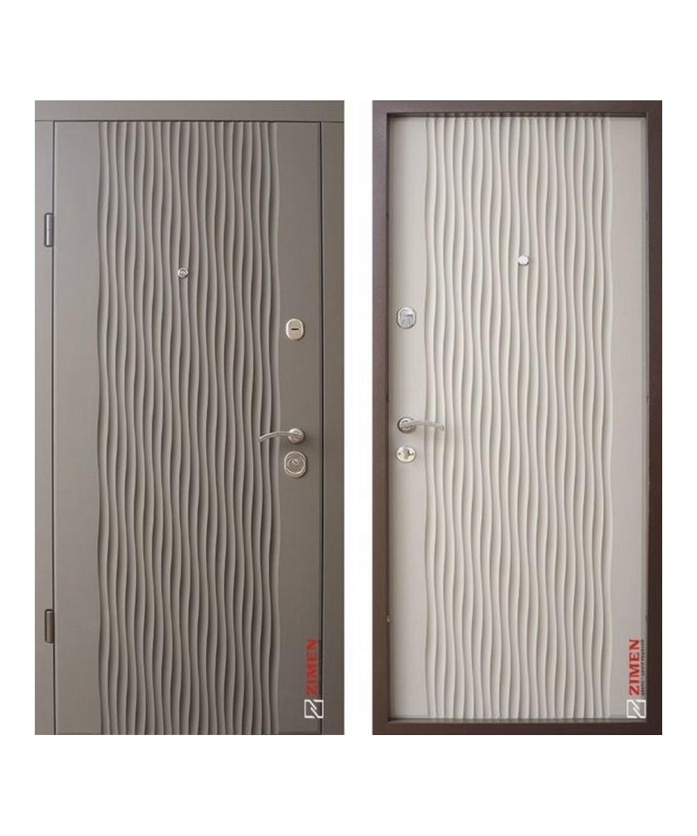 Входная дверь Zimen Модель WAVE