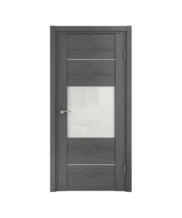 Межкомнатные двери Кэмбридж-С (со стеклом вместо молдинга)