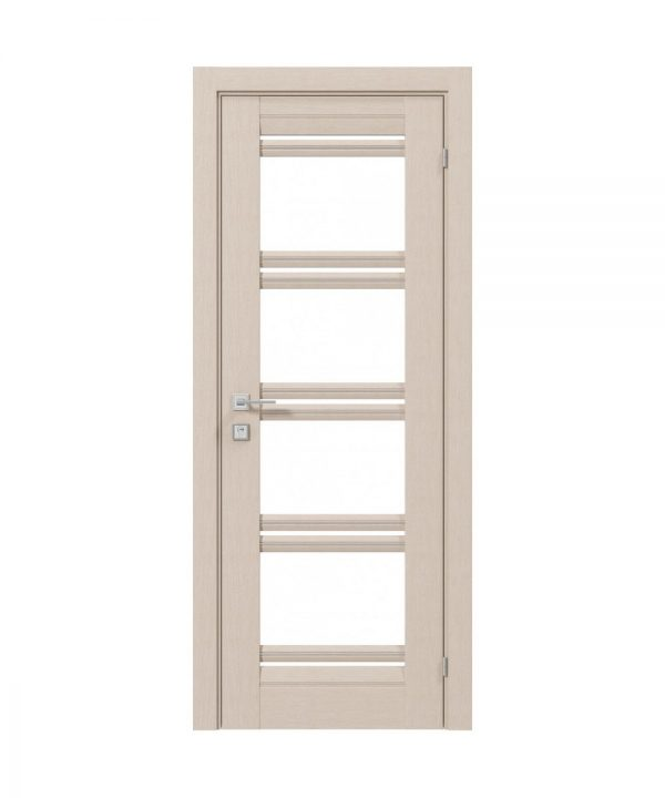 """Дверное полотно """"Angela"""" со стеклом"""