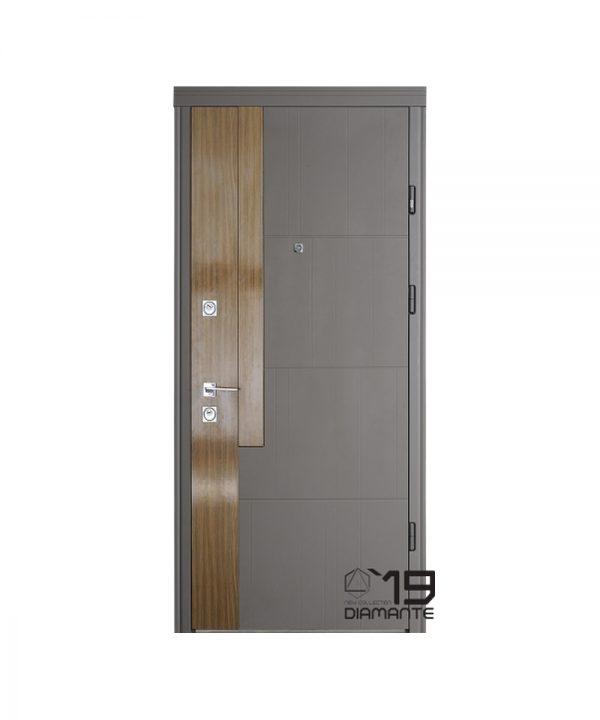 Входная дверь Страж Модель Grattel