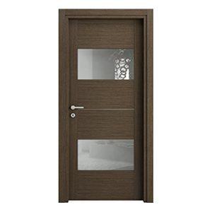 Межкомнатные двери Манчестер-М С МОЛДИНГОМ