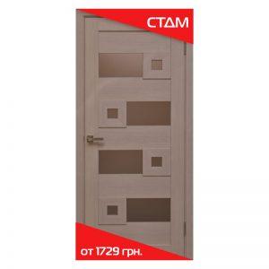 Межкомнатные двери STDM
